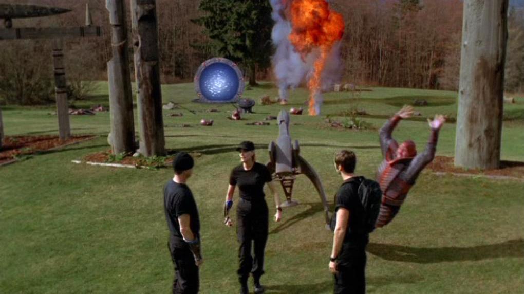 Stargate sg-1 (a titles & air dates guide).